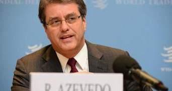 У ВТО новый гендиректор