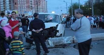 ДАІшники, які брали участь у смертельній ДТП в Івано-Франківську, були тверезими, - міліція