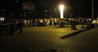 У ДАІ кажуть, що водій, який загинув у ДТП в Івано-Франківську, був п'яним (Фото)