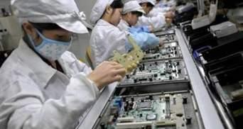 Рабочая сила в Украине дешевле, чем в Китае, но iPhone у нас не собирают