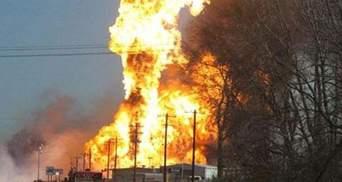 Техасский завод могли специально поджечь либо там произошло замыкание