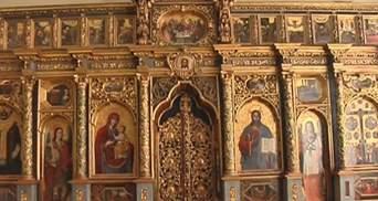 У Львові презентували унікальний Богородчанський іконостас