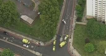 Унаслідок перестрілки в Лондоні загинула одна людина