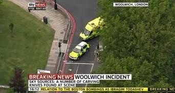 """Вбивці в Лондоні кричали """"Ми ніколи не перестанемо вас вбивати"""""""