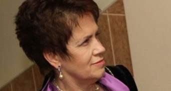 Людмила Янукович сходила на виставу про УПА