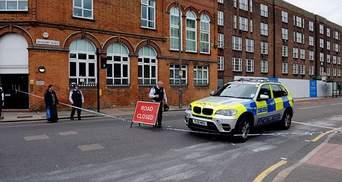 Топ-3 видео с места убийства в Лондоне