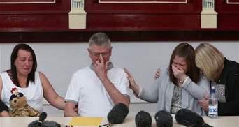 Сім'я убитого в Лондоні солдата дала прес-конференцію