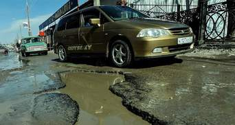 Причини дорожнього колапсу в Україні