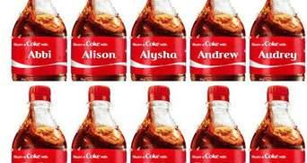 Ізраїльтянин звинуватив Coca-Cola в дискримінації свого імені