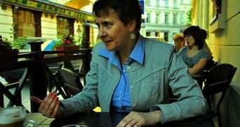 Оксана Забужко: УРСР Україною не стала. Її ще робити і робити
