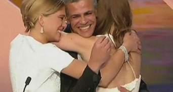 Жюри выбрало победителя Канн-2013 без всякого давления, - Спилберг
