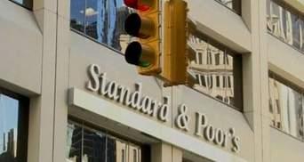 Протягом року S&P може знизити рейтинг України