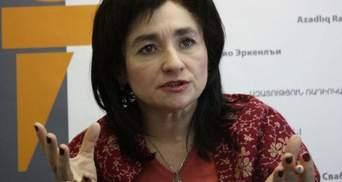 Матіос каже, що Людмила Янукович потребує спілкування