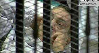 Сегодня будут судить бывшего президента Египта