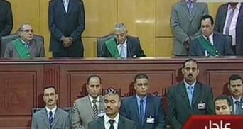 Каирский суд оправдал сыновей Мубарака