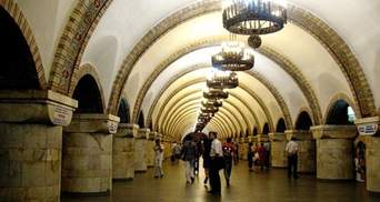 Этим летом в киевском метро появится мобильная связь