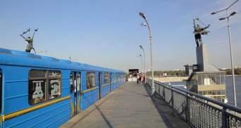 В киевском метро в час пик сломались 2 поезда