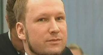 Брейвік відмовився від спадку, аби не сплачувати компенсації родинам своїх жертв
