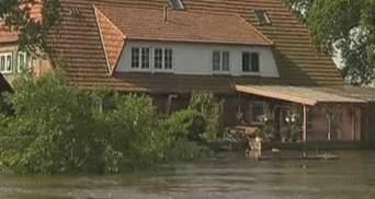 Наводнение на севере Германии достигло пика