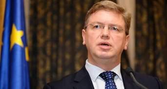 Фюле убежден - в Вильнюсе подпишут Соглашение между Украиной и ЕС
