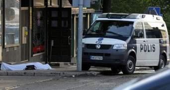 Стрельба в Хельсинки: есть погибшие