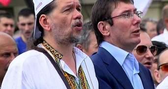 """Итоги недели: """"Фронт змин"""", """"Батькивщина"""" и """"ПРП"""" объединились в одну политсилу"""