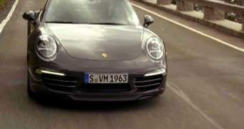 Юбилейный Porsche - 911 50 Years Edition (Видео)