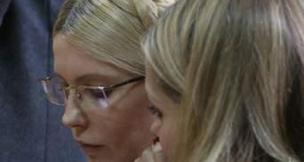 Дочь Тимошенко таки пустили к маме