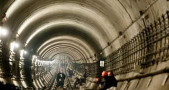 В киевской подземке возможны пробки из-за ремонта