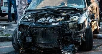 Сумський водій зізнався, що випив півлітри горілки до того, як сів за кермо