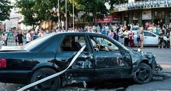 Виновник ДТП в Сумах арестован на 2 месяца
