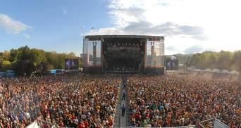 В Україні буде своя філія фестивалю Sziget з бюджетом 4 мільйони євро