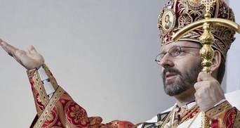 У Варшаві глава УГКЦ вибачився перед поляками за Волинську трагедію