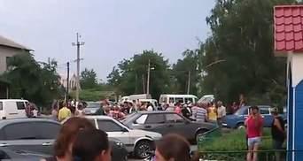 На Николаевщине восстал райцентр: требуют наказать милиционеров-насильников