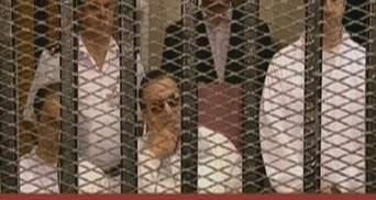 Суд над экс-президентом Египта состоится 17 августа
