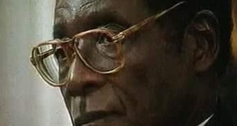 Диктаторы. Роберт Мугабе