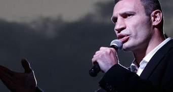 За мэра Кличко проголосовали бы 32,7% киевлян, за Попова - меньше 15%