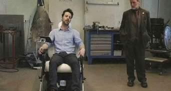 Угорці винайшли крісло, яким можна керувати рухами голови