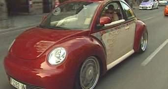 """Тюнінгоманія: Молодіжний Volkswagen у """"каліфорнійському"""" стилі"""