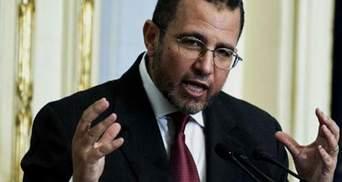 Прем'єр-міністр Єгипту пішов у відставку