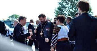 Патріарх УГКЦ у Польщі став байкером