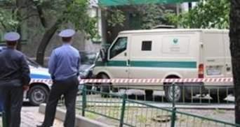 Один з нападників на інкасаторську машину - колишній СБУшник, - ЗМІ