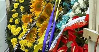 Подія дня: Поляки і українці вшанували жертв Волинської трагедії