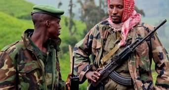 Під час сутичок у Конго загинуло щонайменше 130 людей