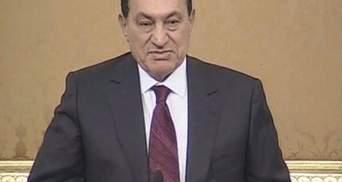 Диктаторы. Хосни Мубарак