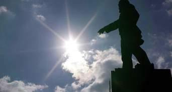 Суд дозволив знести пам'ятник Леніну в Сумах