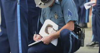 Бостонський журнал опублікував фотографії затримання Царнаєва