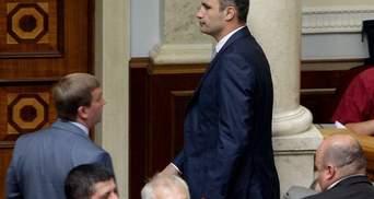 Кличко не піде до Попова на переговори