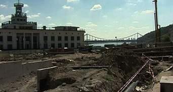 Тоннель на Почтовой площади в Киеве обещают открыть 8 августа