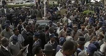 Сегодня в Зимбабве проходят президентские выборы